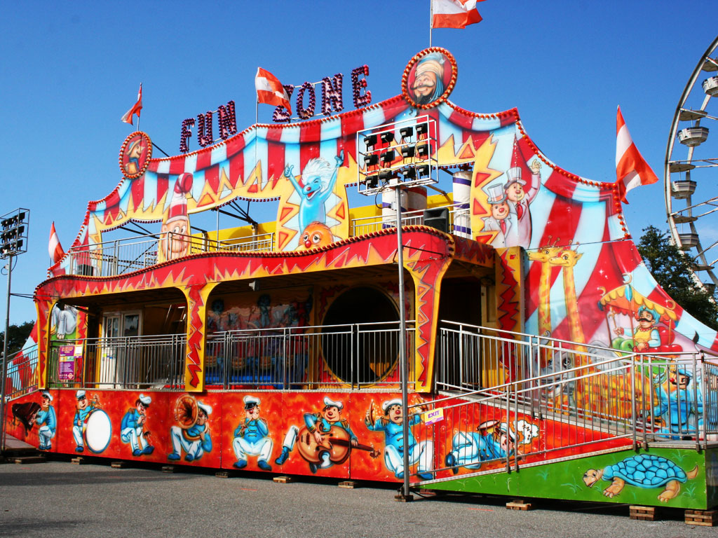 Vintage carnival ride www imgarcade com online image arcade - Filename Fun_zone_1024x768 Jpg